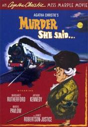 MurderSheSaid