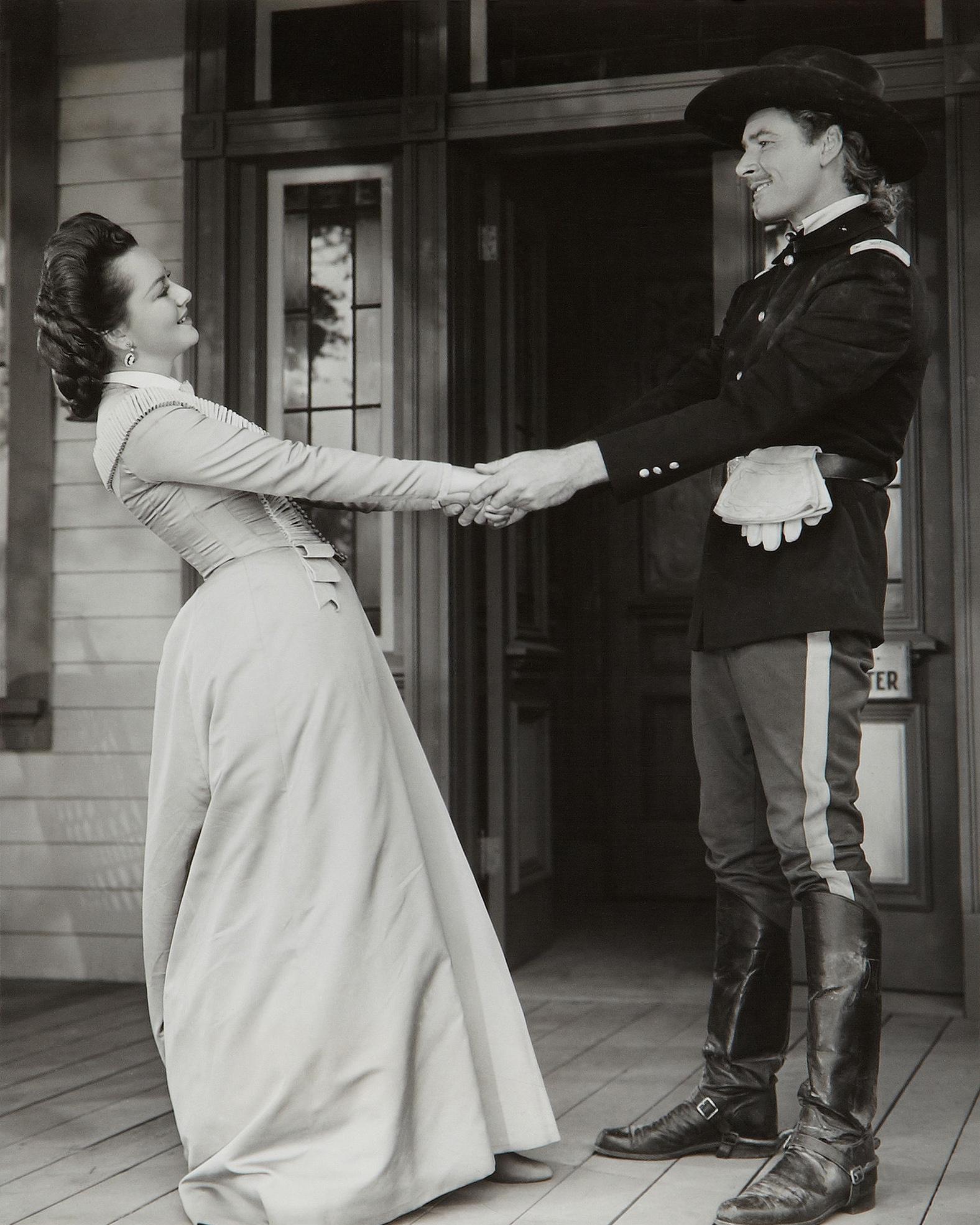 errol and olivia Errol Flynn Olivia De Havilland