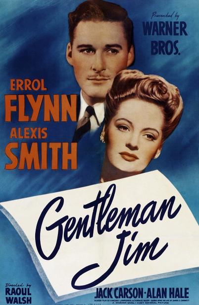Poster - Gentleman Jim_01