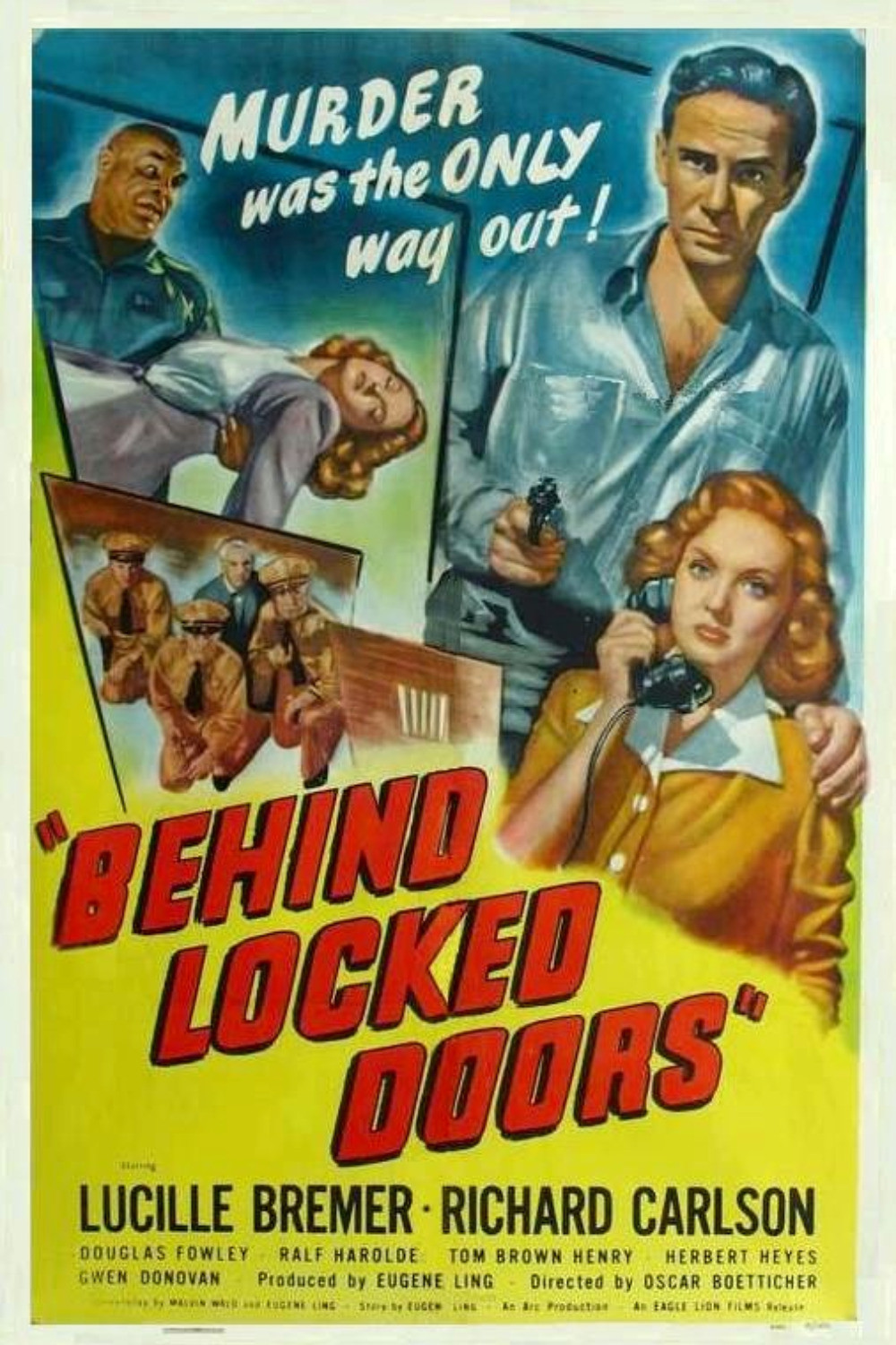 behind locked doors Behind locked doors, the story of charlie, a young woman with a life set up just  as she planned a beautiful home, a dream pastry shop and.