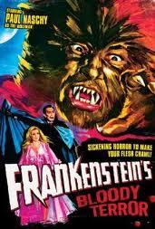 franks bloody terror