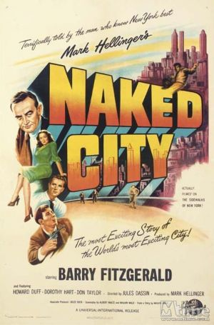 NakedCityPoster
