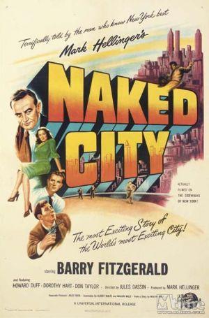 NakedCityPoster