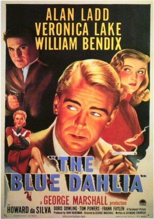 Blue-Dahlia-Poster