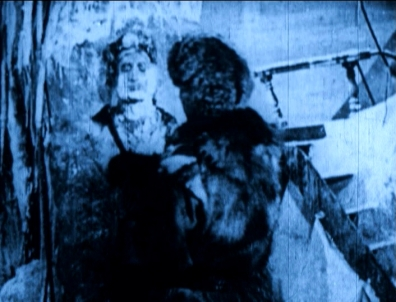 Man From Beyond 1922 - Houdini Frozen