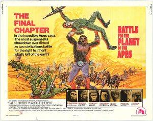 battle for apes