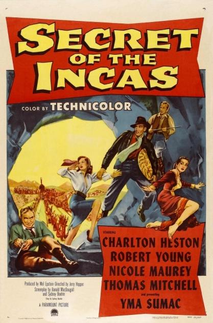 inca poster