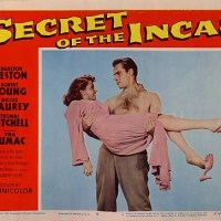 Secret of the Incas   (1954)