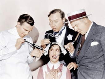 international-house-from-left-george-burns-gracie-allen-franklin-pangborn-w-c-fields-1933