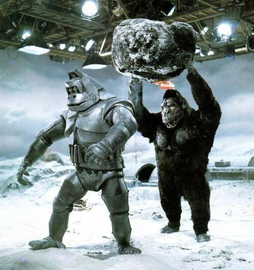king kong escapes behind the scenes