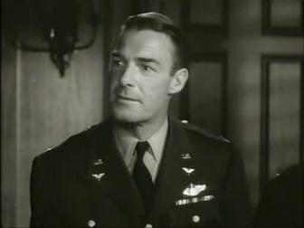 Randolph Scott in Bombardier (1943)