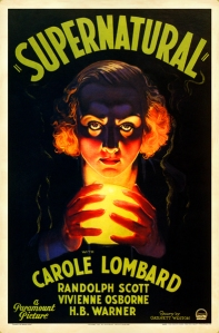 Supernatural   (1933)   Carole Lombard Day 3 of 5