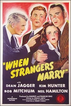 when strangers