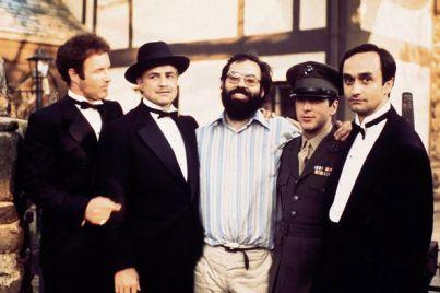 godfather scenes