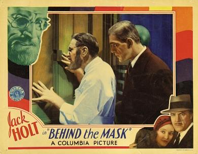 BehindTheMask-1932-Columbia-card