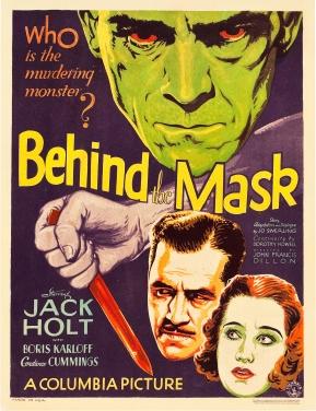 BehindTheMask-1932-Columbia-poster