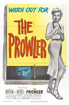 prowler poster