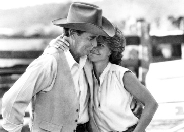 James Garner and Sally Field - Murphy's Romance