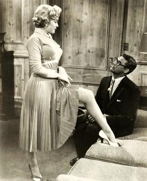 Marilyn Monroe in 'Monkey Business', 1952