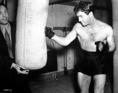 robert taylor boxing