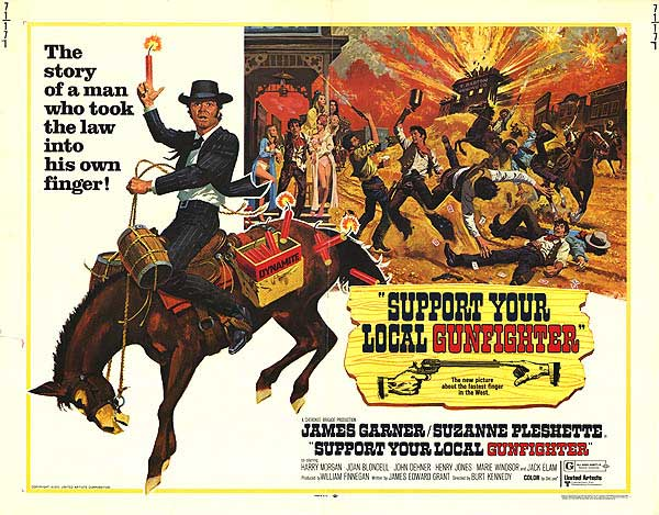 Support Your Local Gunfighter (1971) – Mike's Take On the Movies ...