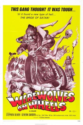 werewolf on wheels