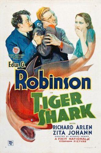 Tiger_Shark_1932_poster
