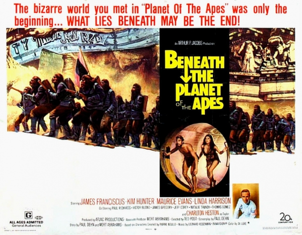 Planet of the Apes Pos...