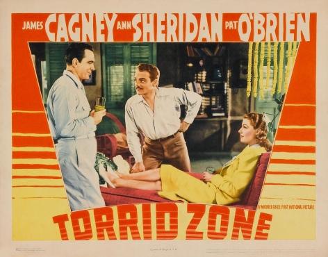 Poster - Torrid Zone_07