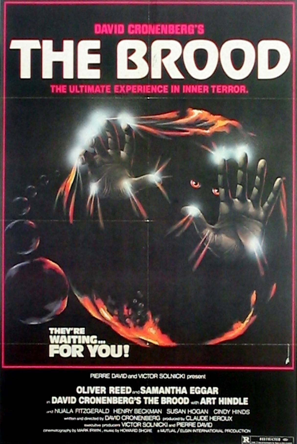 The Brood (1979) Oliver Reed Fest. Day 1 – Mike's Take On ...