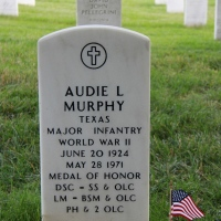 Audie Murphy : No Name on the Bullet  ... by Don Graham