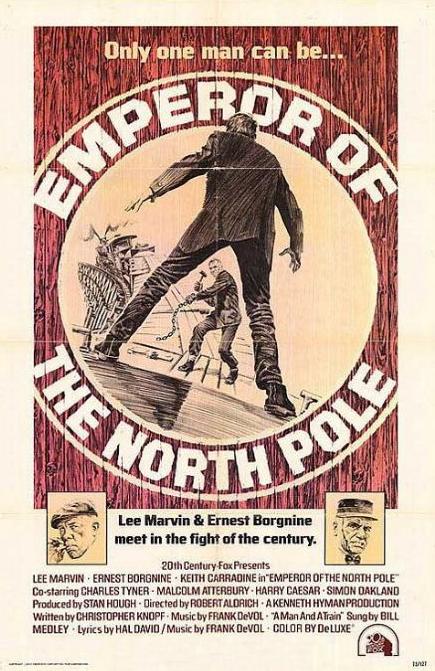 emperor-of-the-north-pole-poster-starring-ernest-borgnine-lee-marvin