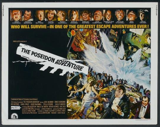 THE POSEIDON ADVENTURE - American Poster by Mort Kunstler 3