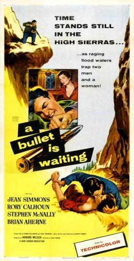 bullet is waiting