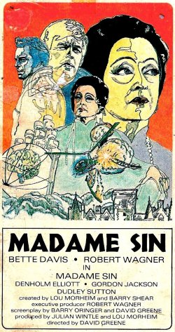 madame sin poster
