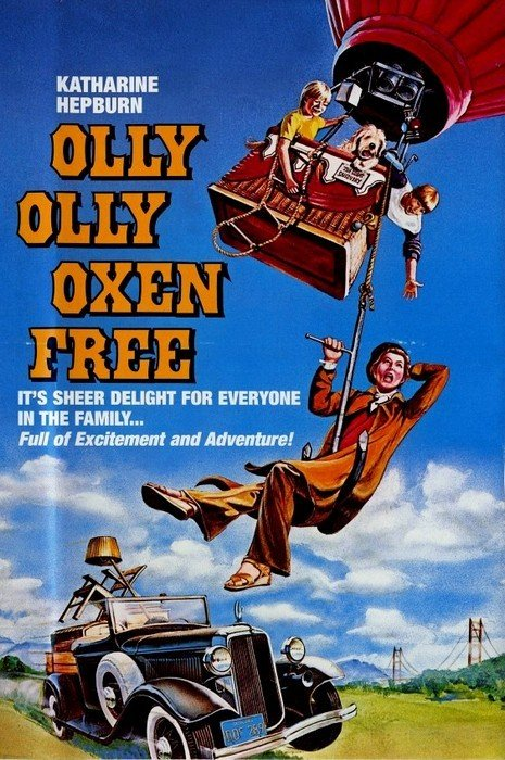 Olly Olly Oxen Free 1978 Mike S Take On The Movies Rediscovering Cinema S Past