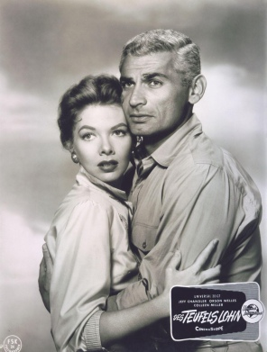 Poster - Man in the Shadow (1957)_11