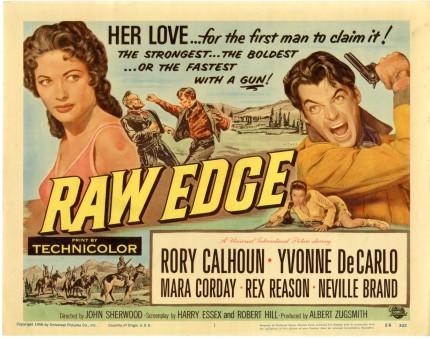 raw edge