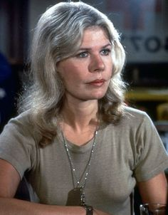 "Image #: 7713628    Loretta Swit as Maj. Margaret (Hot Lips) Houlihan, in the CBS television series ""M*A*S*H,"" 1973.         CBS /Landov"