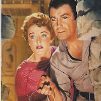 Valley of the Kings   (1954)  Robert Taylor / Eleanor Parker Trilogy Part 2