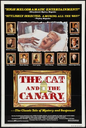 Cat and Canary best poster ha auctions