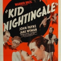 "John Payne Double Bill of ""B""s ..... King of the Lumberjacks (1940) and Kid Nightingale (1939)"