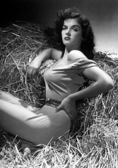 Jane Russell - by George Hurrell 1943. Scanned by jane for Dr. Macro's High Quality Movie Scans website: http://www.doctormacro.com. Enjoy!