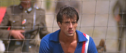 stallone in victory