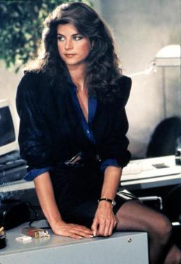 RUNAWAY,  Kirstie Alley, 1984