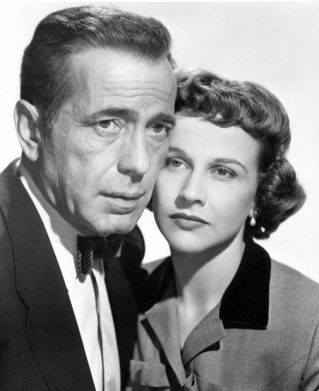 bogart and kim hunter
