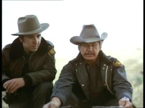 Charles Bronson in Borderline (1980)