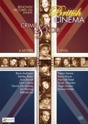 crime and noir dvd set