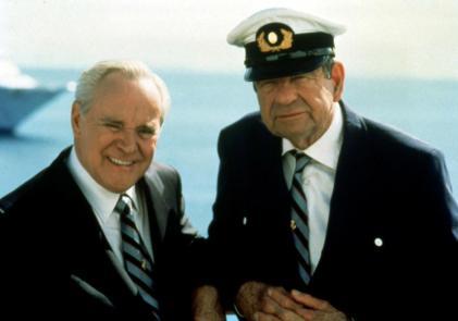 OUT TO SEA, Jack Lemmon, Walter Matthau, 1997