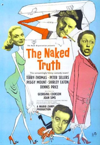 naked truth poster